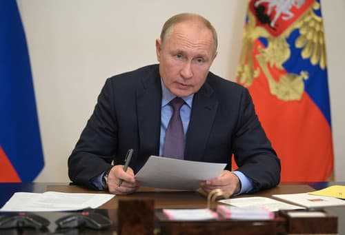 Vladimir Putin otvorene: Angažovanie