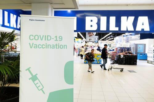 Očkovanie v Dánsku