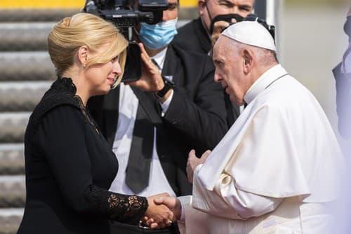 ONLINE Návšteva pápeža Františka
