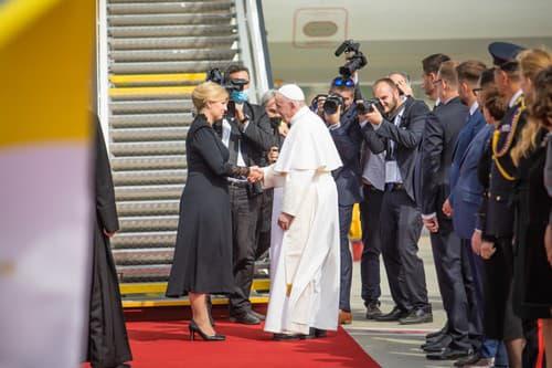Šokujúce slová pápeža po