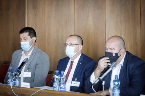 VIDEO Rokovanie brannobezpečnostného výboru