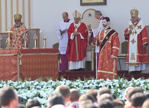 Po návšteve pápeža Františka