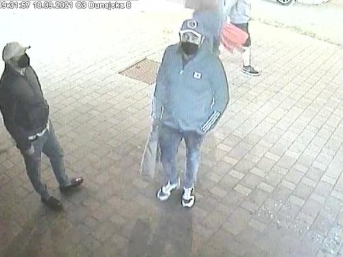Zlodeji v byte Dominiky