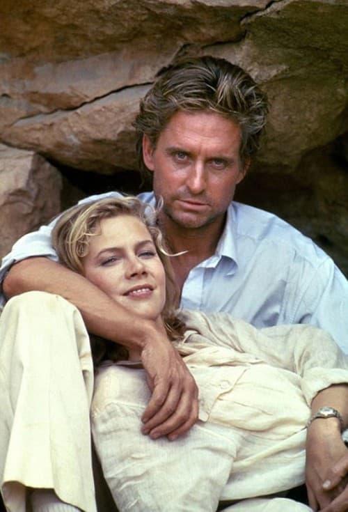 Michael Douglas a Kathleen