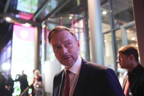 Líder strany FDP Christian