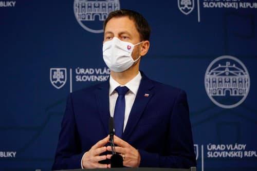 AKTUÁLNE Premiér Heger k