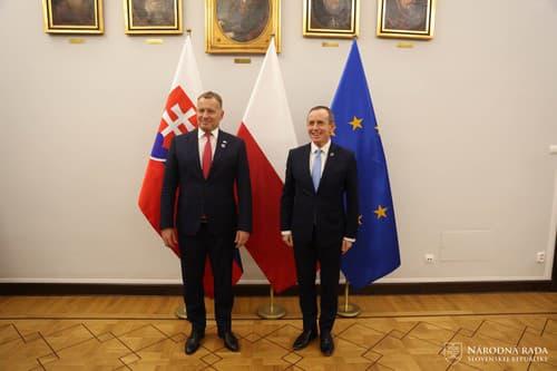 Boris Kollár v Poľsku