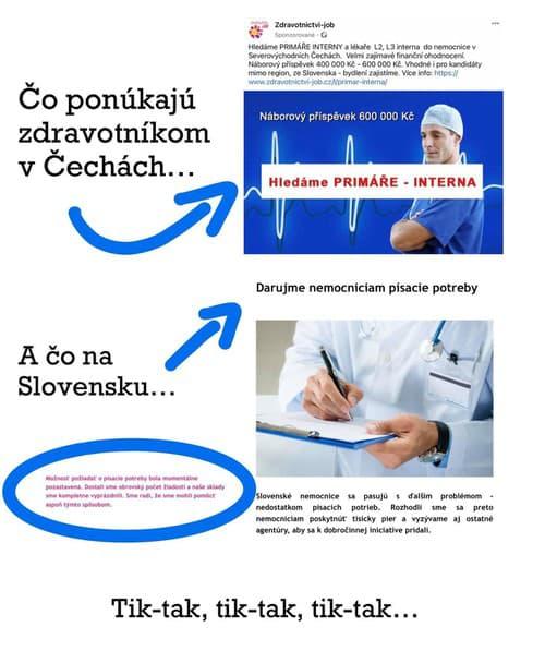 Lekár Kulkovský kritizuje Matovičov