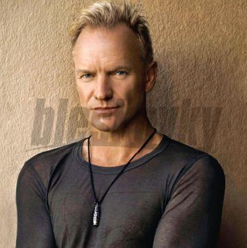 Najslávnejší člen The Police spevák Sting