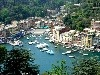 pohľad na Portofino,Taliansko