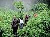 Rwanda džungľa