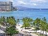 pláž Waikiki, Havaj