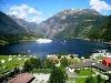 Geiranger Fjord, Nórsko
