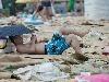 Odpočinok na pláži v
