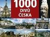KNIHA 1000 divov Česka