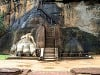 Sigiriya, slonia laba, Srí