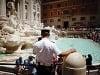 Fontana di Trevi, Rím,