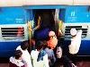 V Indii zablúdil vlak: