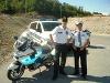 Slovenskí policajti v Chorvátsku
