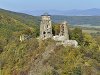 Slanecký hrad bol gotický