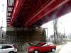 Červený most v Bratislave