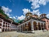 Kláštor v bulharskej Rile