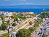 Železnica v Splite