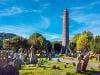 Cintorín v Glendalough, Írsko