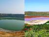 Jazero Lonar v Indii