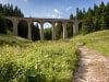 Na snímke Chmarošský viadukt