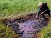 Ropný prameň v Korni