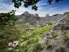 Jelenia hora - skalnatý