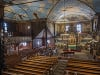 Drevený artikulárny kostol v