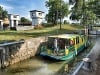 Baťov kanál – turistické