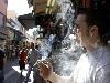 GRÉCKO Zakázali fajčenie