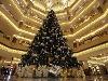 Vianočný stromček s guľami
