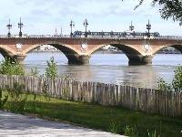 Bordeaux most Pont de