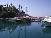 Prístav Antalya, Turecko