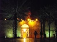 Aleppská mešita v Sýrií