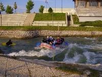 Najdivokejší splav na Slovensku