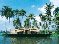 Oázy na backwaters, Kerala