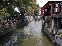 Zhujiajiao Šanghaj Severná ulica