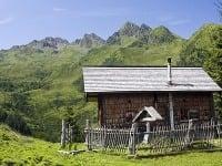 Rakúske Alpy, túra Meiskogel