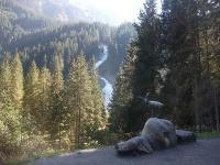 Krimmelské vodopády, Rakúsko