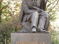 Socha P. O. Hviezdoslava