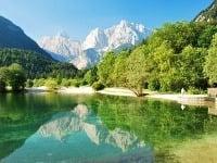 jazero Jasná, Slovinsko