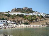 Lindos, Grécko