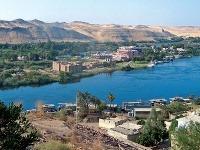 Níl, púšť, pamiatky, Egypt?