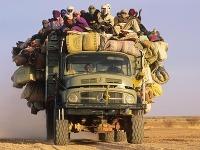 Transsaharská magistrála, Alžírsko, Niger