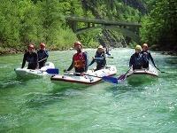 rafting na rieke Tara,